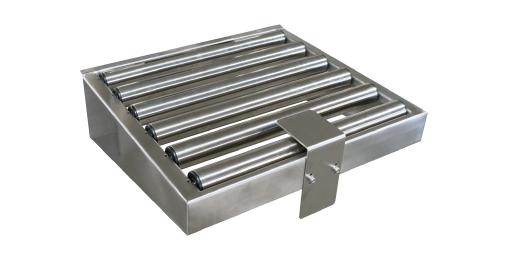 Stainless Steel Short Conveyor Roller