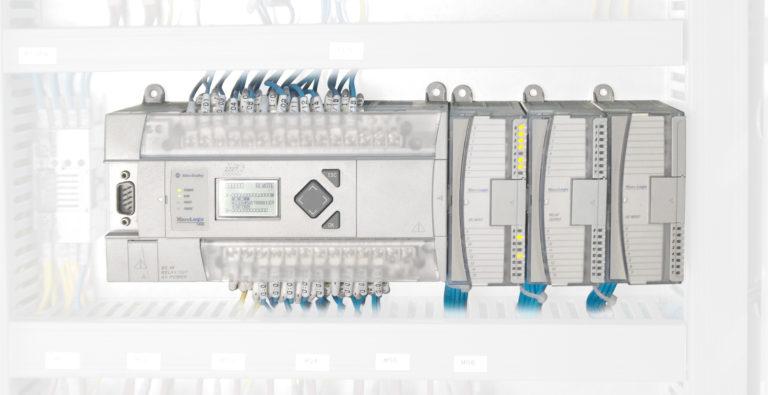 Allen Bradley PLC Controls