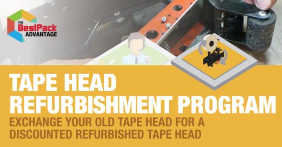 BPA Tape Head Refurbishment Title Picture